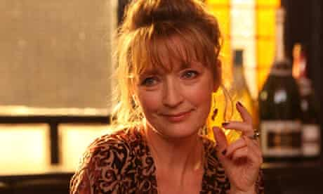 Single white female ... Lesley Manville as Mary in Mike Leigh's Another Year