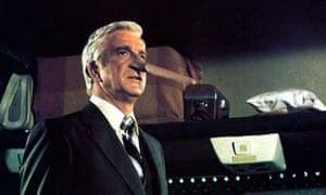 Leslie Nielsen in Airplane!