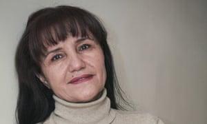 Uzbek filmmaker Umida Akhmedova
