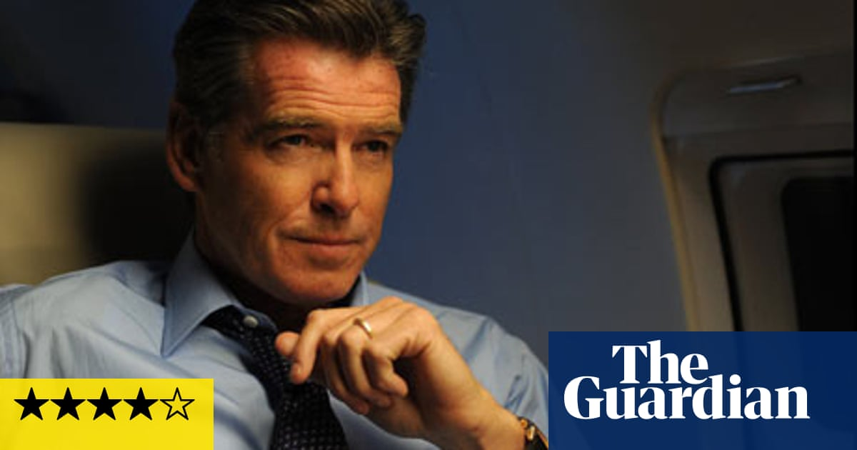 The Ghost Writer Film Review Film The Guardian