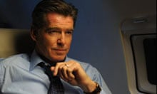 Pierce Brosnan in Roman Polanski's The Ghost Writer