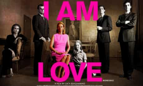 I Am Love exclusive poster