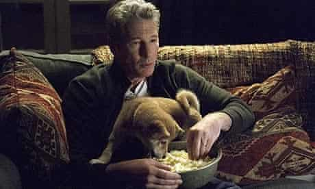 Richard Gere in Hachiko: A Dog's Story