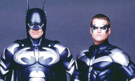 Batman And Robin Voted Worst Film Ever Film The Guardian
