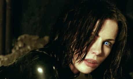 Kate Beckinsale in Underworld: Evolution