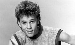 Corey Haim in 1987
