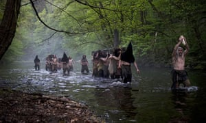 Scene from Black Death