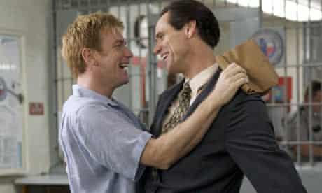 Ewan McGregor and Jim Carrey