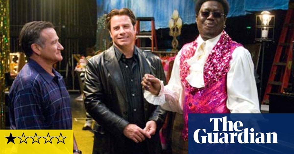 Film Review Old Dogs Film The Guardian