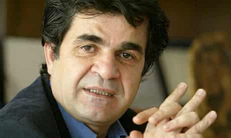 Iranian director Jafar Panahi