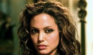 Angelina Jolie in Alexander