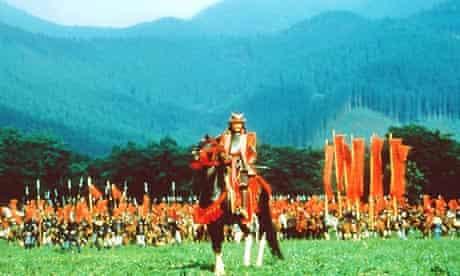 Still from Akira Kurosawa's Ran (1985)