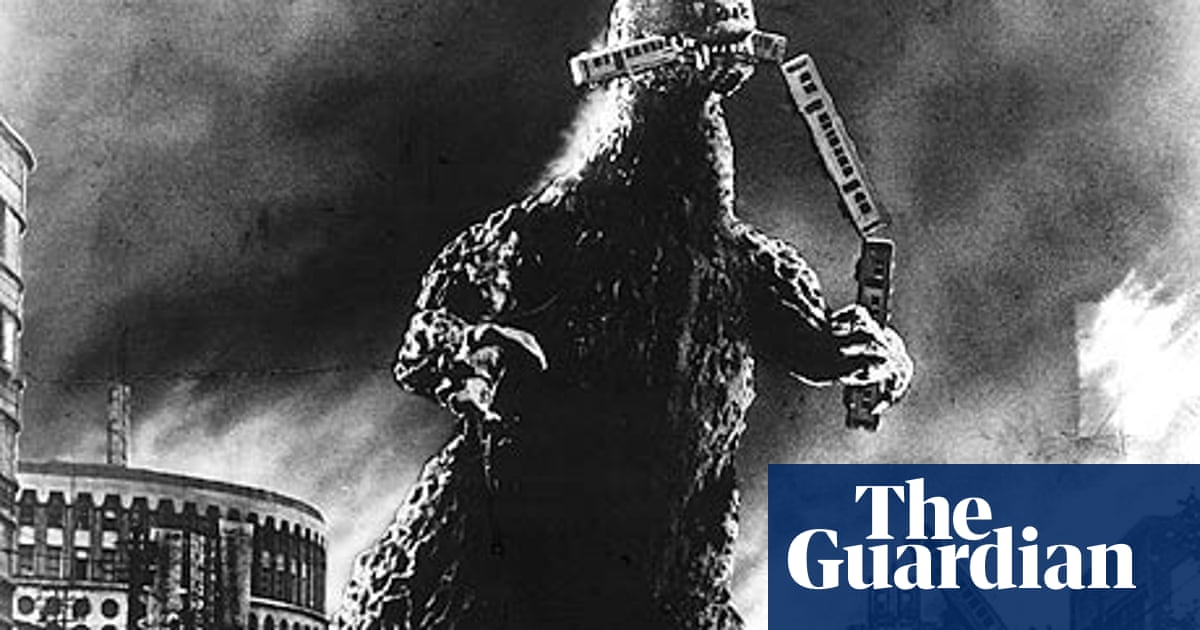 Rick Moody on the original Godzilla | Film | The Guardian