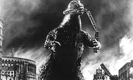 The original Godzilla, released as Gojira in Japan in 1954