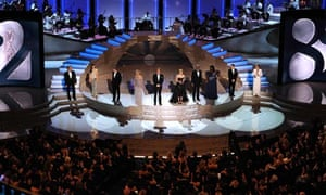 Oscars: Stars on stage at the 82nd Academy Awards