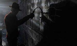 Scene from A Nightmare on Elm Street (2010)