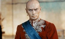 Yul Brynner in The King and I (1956)