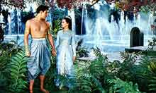 Carlos Rivas and Rita Moreno in The King and I (1956)