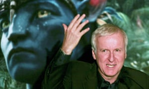 James Cameron at the launch of Avatar on Blu-ray and DVD in Sao Paulo