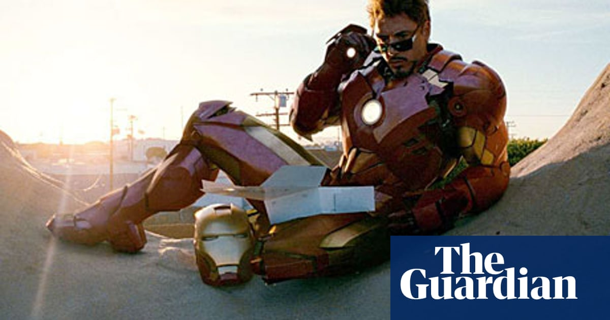 fd58b266d Iron Man 2 shows how Marvel movies could fly | Week in geek | Film ...