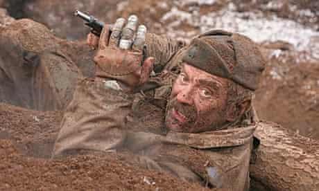 Russian director Nikita Mikhalkov starring in Burnt By the Sun 2