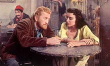 Scene from Lust for Life, with Kirk Douglas