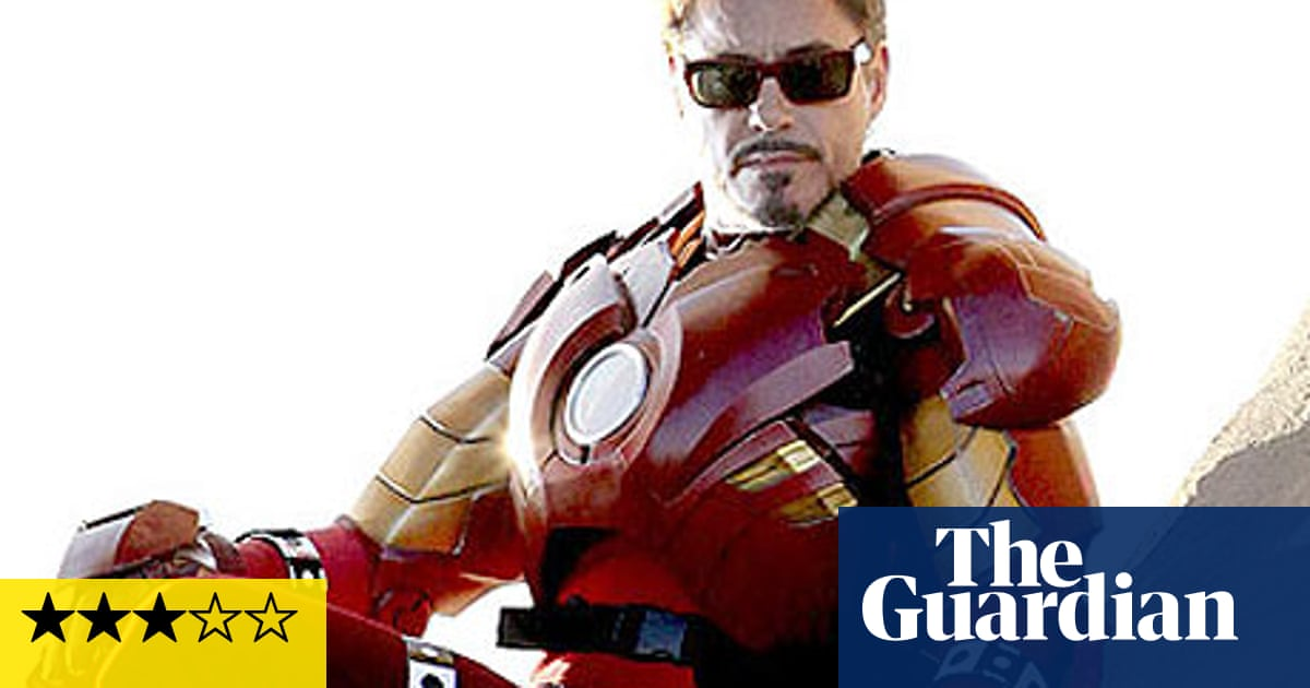 Film Review Iron Man 2 Film The Guardian