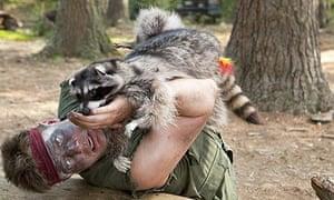 Brendan Fraser in Furry Vengeance