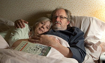 Ruth Sheen and Jim Broadbent in Another Year, directed by Mike Leigh