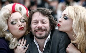 Cannes 2010 contender Tournee, with Dirty Martini, Mathieu Amalric and Julie Atlas Muz