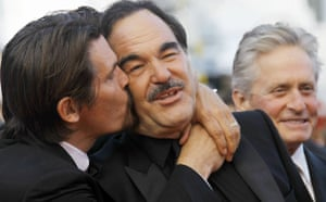 Cannes film festival day6: Cannes screens Wall Street 2: Josh Brolin, Oliver Stone and Michael Douglas
