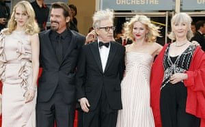 Cannes film festival day6: Cannes premiere of Woody Allen's You Will Meet a Tall Dark Stranger