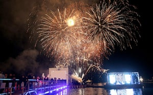 Cannes film festival day6: Fireworks to launch the Doha Film Institute at Cannes film festival