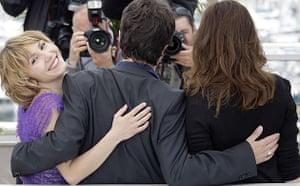 Cannes film festival day8: Cinefondation jury members photocall at Cannes film festival