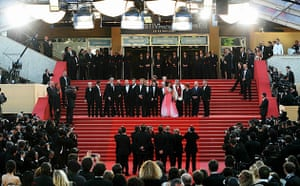 Cannes film festival day8: Of Gods and Men premiere at the 63rd Cannes film festival