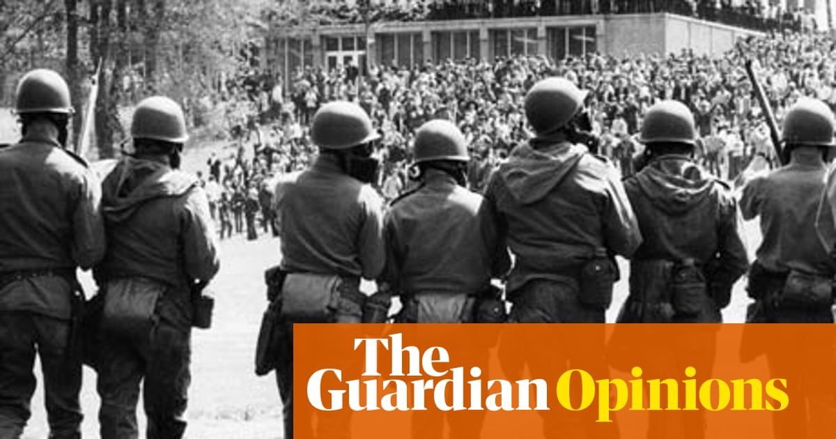 Kent State, 40 years on: the shredding of constitutional