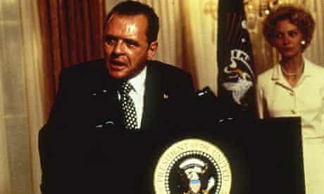 Nixon: Anthony Hopkins as Richard Nixon