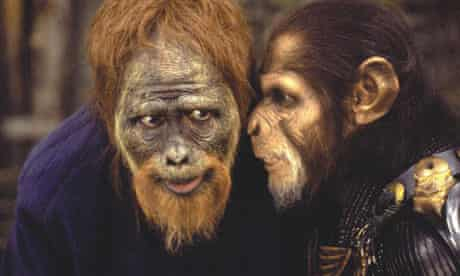 Should We Rise Up Against The Planet Of The Apes Prequel Culture The Guardian