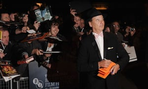 Where do I sign? ... Bill Murray at the premiere of Fantastic Mr Fox in London last year.