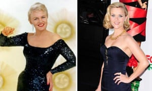 Peggy Lee and Reese Witherspoon