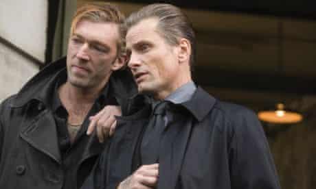 Vincent Cassel and Viggo Mortensen in Easter Promises