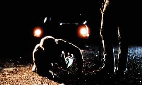 A still from the Coen brothers' Blood Simple, set to be remade by Zhang Yimou