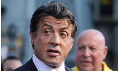 """Sylvester Stallone attends the premiere of the film """"The Expendables"""" in Los Angeles"""