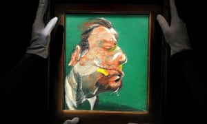 Francis Bacon – Study for Head of George Dyer