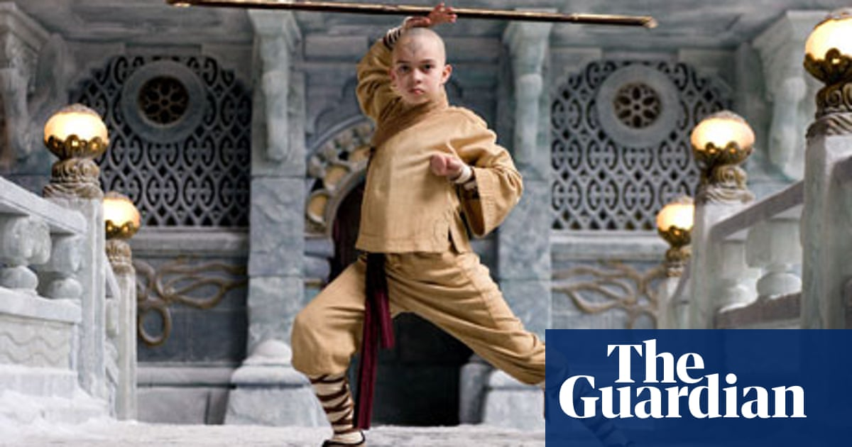 The Last Airbender: Racially dubious, or just not very good
