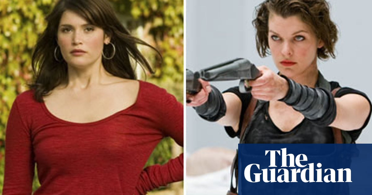 Resident Evil Afterlife In 3d Puts The Frighteners On Tamara Drewe Film The Guardian