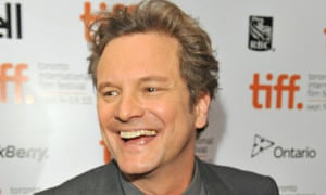 Colin Firth arrives the premiere of The King's Speech in Toronto