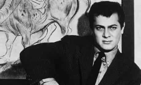 Tony Curtis in 1957