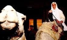 Secret Cinema's Laurence of Arabia screening