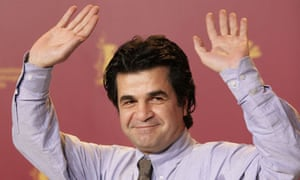 Jury out ... Iranian director Jafar Panahi attends the 56th Berlin film festival in 2006.